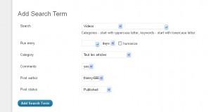 comment poster des vidéos sur votre blog automatiquement