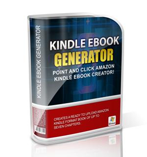 générateur d'e-book kindle