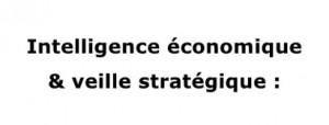 Comprendre et maitriser le processus d'intelligence économique