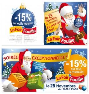 promotions pour Noël